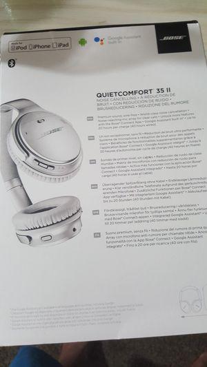 Bose headphones for Sale in Stockton, CA