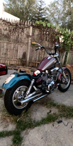 1996 Yamaha virago 1100 for Sale in Cleveland, OH