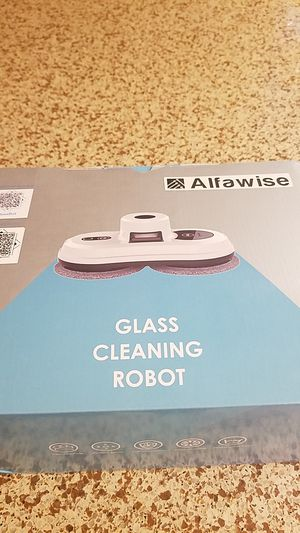 Alfawise Glass Cleaning Robot for Sale in Colton, CA