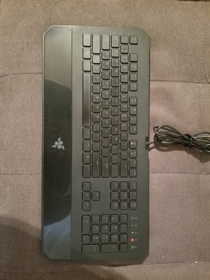 Razor keyboard, mouse, and pad for Sale in Oklahoma City, OK
