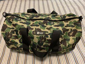 BAPE Duffle Bag for Sale in Dallas, TX