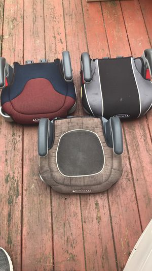 Graco car booster seats for Sale in Philadelphia, PA