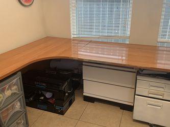 "Desk 77""x29.5"" for Sale in Houston,  TX"
