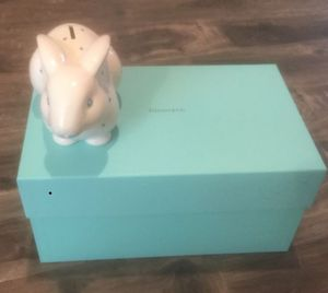 Tiffany's Bunny Piggy Bank for Sale in Hollywood, FL