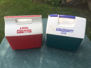 Igloo Little Playmate Coolers for Sale in Brookfield, CT