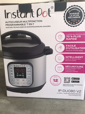 Instant Pot / brand new. for Sale in Irvine, CA