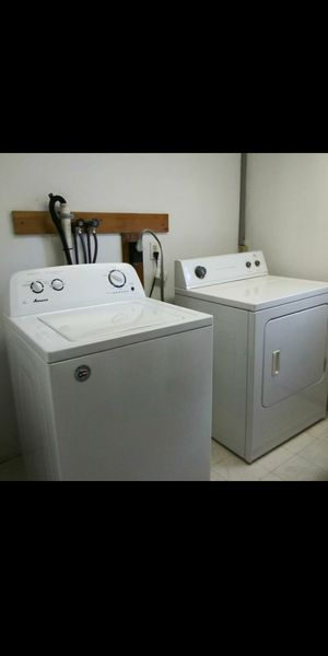 Washer & Dryer for Sale in Lowell, MA