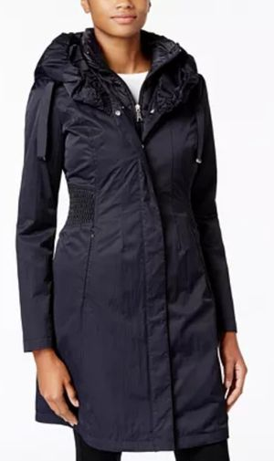 T Tahari Ruched Waist 3-in-1 Raincoat Women's 3X for Sale in Lawrenceville, GA