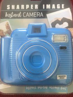 Sharper Image Instant Camera for Sale in McGregor,  TX