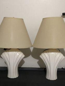 Vintage Leviton Mid- Century Ceramic Table Lamp for Sale in San Mateo, CA