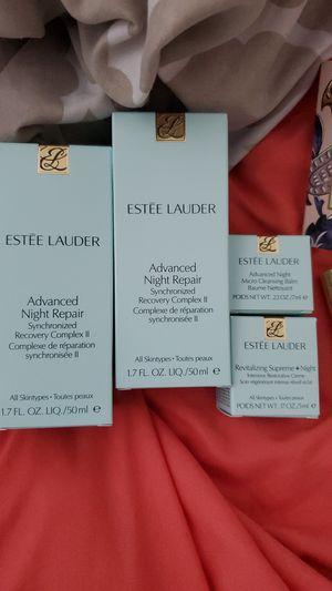 Estee Lauder advanced repair for Sale in Sacramento, CA