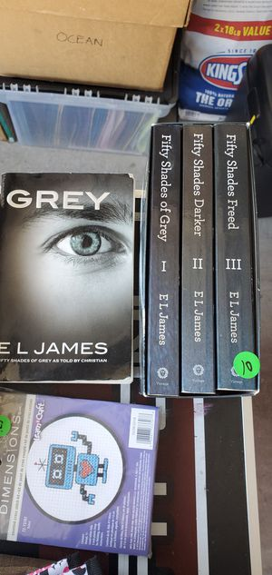 50 shades of grey for Sale in Henderson, NV