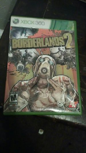 Borderlands 2 Xbox 360 for Sale in Denver, CO