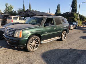 Cadillac Escalade for Sale in Los Angeles, CA