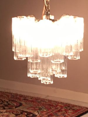 Italian crystal chandelier for Sale in Boynton Beach, FL