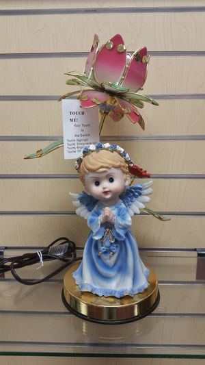 Night Light / Lamp _ Angel Figurine ( NEW ) stand for Sale in Holladay, UT