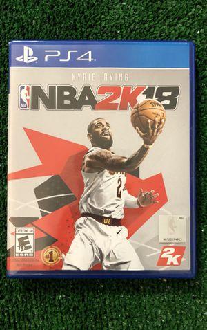 NBA 2K18 for Sale in Miami, FL