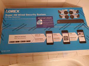 Security camera system for Sale in Denver, CO