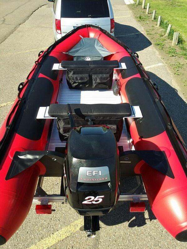 Merury- 430 boat