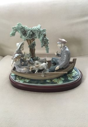"Lladro ""On the Lake"" Figurine for Sale in Aurora, IL"