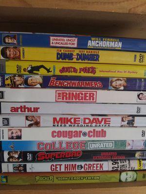 Comedy dvd bundle for Sale in Aberdeen, WA