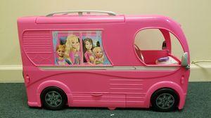 Barbie Pop- Up Camper for Sale in Hialeah, FL