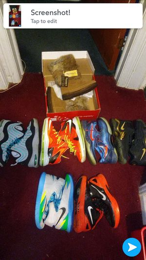 Size 13 nikes for Sale in Detroit, MI