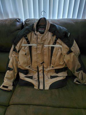 Men's motorcycle jacket for Sale in Fort Lauderdale, FL