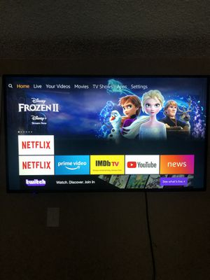 55 inch 4K TV Insignia for Sale in Irwindale, CA