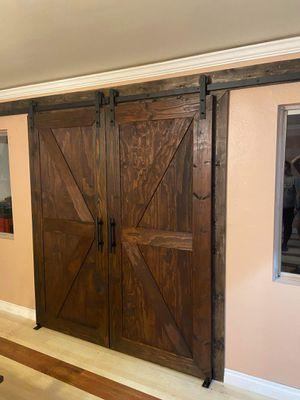 Barn doors for Sale in Spring Valley, CA