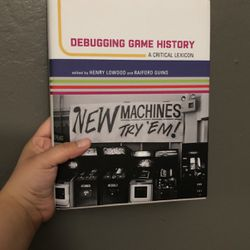 Debugging Game History for Sale in San Jose,  CA