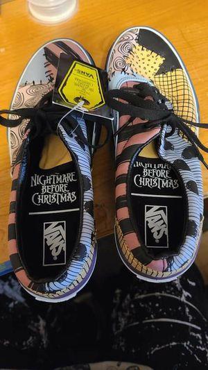 Sally nightmare before christmas vans for Sale in Tinton Falls, NJ
