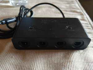 Nintendo Wii u GameCube controller adapter for Sale in San Diego, CA