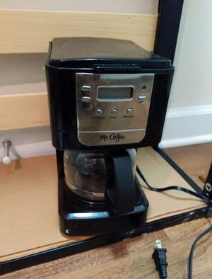 Mr. Coffee - Coffee Maker for Sale in Takoma Park, MD