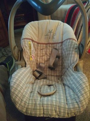 Baby car seat and toy walker for Sale in Ashley, PA