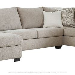 TRANSITIONAL 3-PIECE SECTIONAL WITH LEFT CHAISE for Sale in Chino,  CA