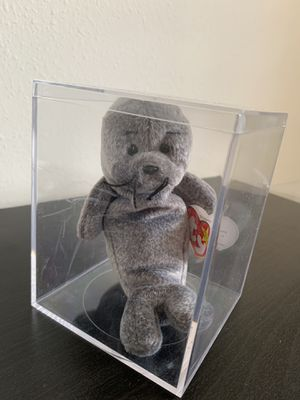 Ty Beanie Baby Slippery Seal for Sale in Tampa, FL