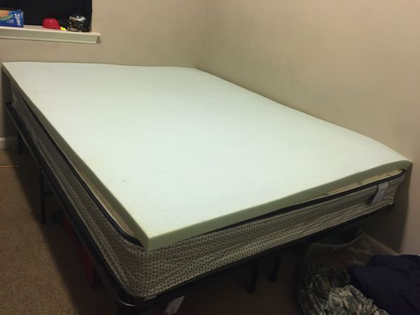 Jamison Collection Newport II QUEEN mattress with built in box spring