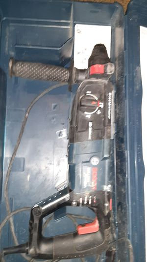 Bosch rotterhammer bulldog extreme max 8.5 amp for Sale in Clatskanie, OR