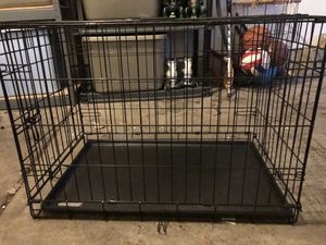 Small collapsible dog crate for Sale in Aurora, IL