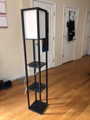 Floor lamp for Sale in Jersey City, NJ