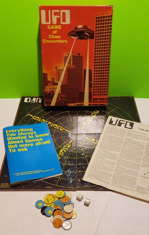 UFO 1978 Board Game for Sale in Reinholds, PA