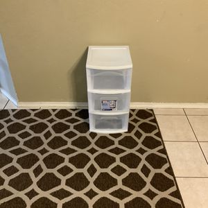 Small Plastic Drawer for Sale in Arlington, TX