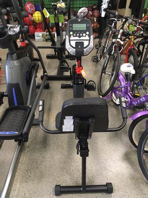Schwinn A20 Recumbent Exercise Bike for Sale in Lynnwood, WA