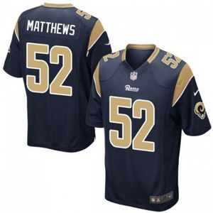 LA RAMS CLAY MATTHEWS JERSEY SIZE SM n med n large n xl n 3XL 100% STITCHED for Sale in Colton, CA