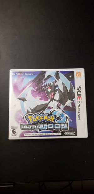 Pokemon Ultra Moon for Sale in Miami, FL