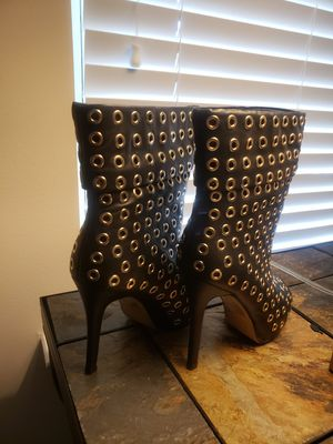 Aldo Leather Boots for Sale in Charlotte, NC
