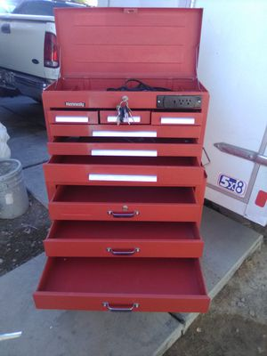 KENNEDY TOOL BOX for Sale in Las Vegas, NV