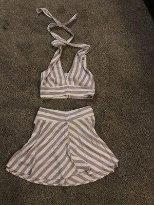 Top and skirt set for Sale in Hatboro, PA