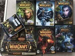 World of Warcraft {lot} for Sale in Sebring, FL